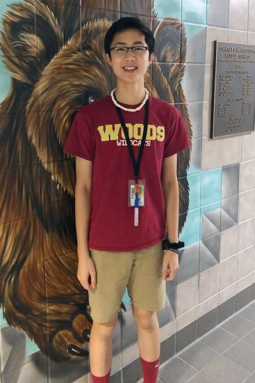 Student Of The Week - Grant Truong