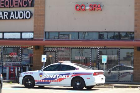 Undercover Sting At Local Massage Parlor