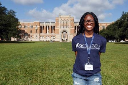 CFISD Trio Attends STEM Camp At Rice University